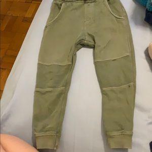 Zara Harlem pants size 3/4